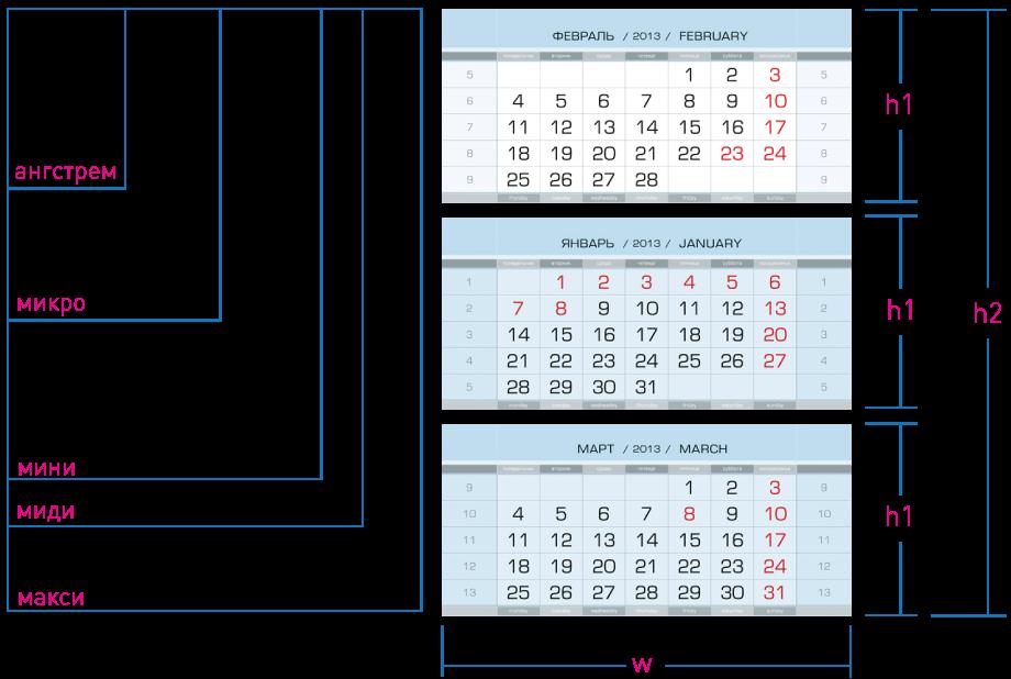 cherteg-kalendary