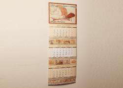 Изготовление календарей. Портфолио